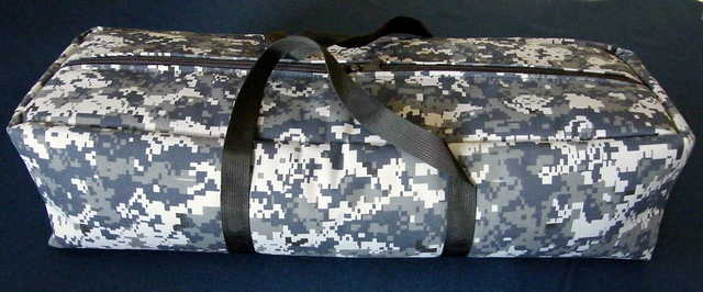 Urban Camo custom made cooler bag